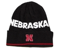 Adidas Coaches Nebraska Black Cuffed Beanie Nebraska Cornhuskers, Nebraska  Mens Hats, Huskers  Mens Hats, Nebraska  Mens Hats, Huskers  Mens Hats, Nebraska Adidas Coaches Nebraska Black Cuffed Beanie, Huskers Adidas Coaches Nebraska Black Cuffed Beanie