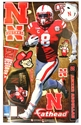 Ameer Abdullah Nebraska Fathead Wall Vinyl Nebraska Cornhuskers, Nebraska Stickers Decals & Magnets, Huskers Stickers Decals & Magnets, Nebraska  Prints & Posters, Huskers  Prints & Posters, Nebraska  Game Room & Big Red Room, Huskers  Game Room & Big Red Room, Nebraska Ameer Abdullah Nebraska Fathead Wall Vinyl, Huskers Ameer Abdullah Nebraska Fathead Wall Vinyl