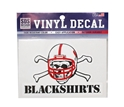 Blackshirts Decal Nebraska Cornhuskers, Nebraska Vehicle, Huskers Vehicle, Nebraska Stickers Decals & Magnets, Huskers Stickers Decals & Magnets, Nebraska Blackshirts Decal, Huskers Blackshirts Decal