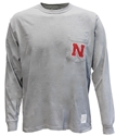 Herbie N Pocket LS Tee Nebraska Cornhuskers, Nebraska  Mens T-Shirts, Huskers  Mens T-Shirts, Nebraska  Mens, Huskers  Mens, Nebraska  Long Sleeve, Huskers  Long Sleeve, Nebraska Herbie Pocket Tee, Huskers Herbie Pocket Tee