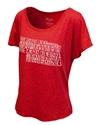 Husker State OCJ Ladies Tee Nebraska Cornhuskers, Nebraska  Ladies Tops, Huskers  Ladies Tops, Nebraska  Ladies T-Shirts, Huskers  Ladies T-Shirts, Nebraska  Long Sleeve, Huskers  Long Sleeve, Nebraska  Ladies, Huskers  Ladies, Nebraska Husker State OCJ Ladies Tee, Huskers Husker State OCJ Ladies Tee