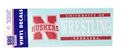 Husker Wrestling Decal Nebraska Cornhuskers, Nebraska Vehicle, Huskers Vehicle, Nebraska Stickers Decals & Magnets, Huskers Stickers Decals & Magnets, Nebraska  Other Sports, Huskers  Other Sports, Nebraska Husker Wrestling Decal, Huskers Husker Wrestling Decal