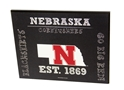 Huskers Chalkboard Wood Sign Nebraska Cornhuskers, Nebraska  Framed Pieces, Huskers  Framed Pieces, Nebraska  Kitchen & Glassware, Huskers  Kitchen & Glassware, Nebraska Huskers Chalkboard Wood Sign, Huskers Huskers Chalkboard Wood Sign