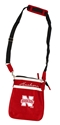 Huskers Hipster Crossbody Bag Nebraska Cornhuskers, Nebraska  Ladies Accessories, Huskers  Ladies Accessories, Nebraska  Bags Purses & Wallets, Huskers  Bags Purses & Wallets, Nebraska Huskers Hipster Crossbody Bag, Huskers Huskers Hipster Crossbody Bag