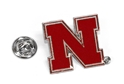 Iron N Pin Nebraska Cornhuskers, Nebraska  Ties & Pins, Huskers  Ties & Pins, Nebraska  Ladies Accessories, Huskers  Ladies Accessories, Nebraska  Ladies, Huskers  Ladies, Nebraska Iron N Pin, Huskers Iron N Pin
