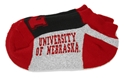 Mens Ankle University of Nebraska Sock Nebraska Cornhuskers, Nebraska  Underwear & PJ%27s, Huskers  Underwear & PJ%27s, Nebraska  Mens Underwear & PJ%27s, Huskers  Mens Underwear & PJ%27s, Nebraska Mens Ankle University of Nebraska Sock, Huskers Mens Ankle University of Nebraska Sock