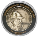 Mike Riley Coin Nebraska Cornhuskers, Mike Riley Huskers Collectable Coin