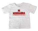 Nebraska Cornhuskers Horizontal Tee Nebraska Cornhuskers, Nebraska  Infant, Huskers  Infant, Nebraska  Childrens, Huskers  Childrens, Nebraska  Kids, Huskers  Kids, Nebraska  Short Sleeve, Huskers  Short Sleeve, Nebraska Nebraska Cornhuskers Horizontal Tee, Huskers Nebraska Cornhuskers Horizontal Tee