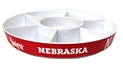 Nebraska Cornhuskers Party Platter Nebraska Cornhuskers, Nebraska  Kitchen & Glassware, Huskers  Kitchen & Glassware, Nebraska  Game Room & Big Red Room, Huskers  Game Room & Big Red Room, Nebraska  Tailgating, Huskers  Tailgating, Nebraska Nebraska Cornhuskers Party Platter, Huskers Nebraska Cornhuskers Party Platter