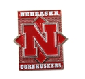 Nebraska Diamond Pin Nebraska Cornhuskers, Nebraska Diamond Pin