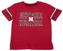 Nebraska HuskersToddlers Touchdown Tee Nebraska Cornhuskers, Nebraska Kids, Huskers Kids, Nebraska  Infant, Huskers  Infant, Nebraska  Childrens, Huskers  Childrens, Nebraska T-SHIRT, Huskers T-SHIRT, Nebraska  Kids, Huskers  Kids, Nebraska Nebraska HuskersToddlers Touchdown Tee, Huskers Nebraska HuskersToddlers Touchdown Tee