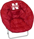 Nebraska Sphere Chair Nebraska Cornhuskers, Sphere Chair