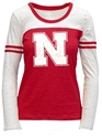 Scoop LS Nebraska Leap Tee Nebraska Cornhuskers, Nebraska  Ladies Tops, Huskers  Ladies Tops, Nebraska  Ladies T-Shirts, Huskers  Ladies T-Shirts, Nebraska  Long Sleeve, Huskers  Long Sleeve, Nebraska  Ladies, Huskers  Ladies, Nebraska Scoop LS Nebraska Leap Tee, Huskers Scoop LS Nebraska Leap Tee