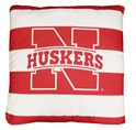 Striped Iron N Lounge Pillow Nebraska Cornhuskers, Nebraska  Tailgating, Huskers  Tailgating, Nebraska  Bedroom & Bathroom, Huskers  Bedroom & Bathroom, Nebraska  Comfy Stuff, Huskers  Comfy Stuff, Nebraska  Game Room & Big Red Room, Huskers  Game Room & Big Red Room, Nebraska  Office Den & Entry, Huskers  Office Den & Entry, Nebraska Stiped Iron N Pillow-League, Huskers Stiped Iron N Pillow-League