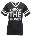Throw The Bones Blackshirts Tee Nebraska Cornhuskers, Nebraska  Ladies Tops, Huskers  Ladies Tops, Nebraska  Ladies T-Shirts, Huskers  Ladies T-Shirts, Nebraska  Short Sleeve, Huskers  Short Sleeve, Nebraska  Ladies, Huskers  Ladies, Nebraska Blackshirts, Huskers Blackshirts, Nebraska Throw The Bones Tee, Huskers Throw The Bones Tee