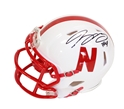 Tommy Armstrong Jr Autographed Mini Speed Helmet Nebraska Cornhuskers, Nebraska  Former Players, Huskers  Former Players, Nebraska  Balls & Helmets, Huskers  Balls & Helmets, Nebraska Collectibles , Huskers Collectibles , Nebraska Armstrong Jr Autographed Mini Speed Helmet, Huskers Armstrong Jr Autographed Mini Speed Helmet