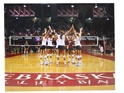 Volleyball Huddle Print Nebraska Cornhuskers, Nebraska  Prints & Posters, Huskers  Prints & Posters, Nebraska Volleyball , Huskers Volleyball , Nebraska Volleyball Huddle Print, Huskers Volleyball Huddle Print
