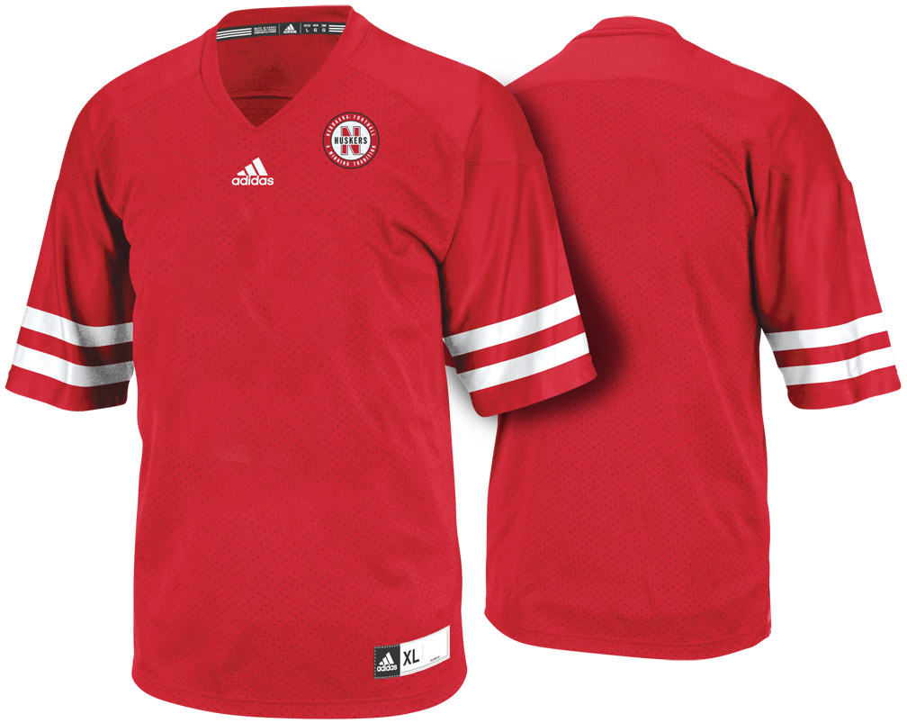 detailed look 2a13b 7200b Youth Adidas Red Customized Jersey