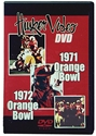 Dvd- 1971 & 1972 Orange Bowls Husker football, Nebraska cornhuskers merchandise, husker merchandise, nebraska merchandise, nebraska cornhuskers dvd, husker dvd, nebraska football dvd, nebraska cornhuskers videos, husker videos, nebraska football videos, husker game dvd, husker bowl game dvd, husker dvd subscription, nebraska cornhusker dvd subscription, husker football season on dvd, nebraska cornhuskers dvd box sets, husker dvd box sets, Nebraska Cornhuskers, 1971 & 1972 Orange Bowls