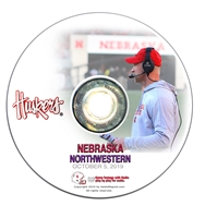 2019 Nebraska vs Northwestern Nebraska Cornhuskers, Nebraska  2019 Season, Huskers  2019 Season, Nebraska DVDs 2018 to Present, Huskers DVDs 2018 to Present, Nebraska 2019 Nebraska vs Northwestern, Huskers 2019 Nebraska vs Northwestern