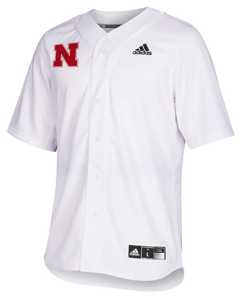 Adidas Buttoned Diamond King Baseball Jersey