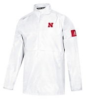 Adidas 2019 Nebraska Coach Frost Official Sideline Quarter Zip - White Nebraska Cornhuskers, Nebraska  Mens Outerwear, Huskers  Mens Outerwear, Nebraska  Mens, Huskers  Mens, Nebraska Adidas, Huskers Adidas, Nebraska Adidas 2019 Nebraska Coaches Official Sideline Quarter Zip - White, Huskers Adidas 2019 Nebraska Coaches Official Sideline Quarter Zip - White