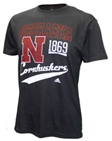 Adidas Cornhuskers State Tailsweep Triblend Nebraska Cornhuskers, Nebraska  Mens T-Shirts, Huskers  Mens T-Shirts, Nebraska  Mens, Huskers  Mens, Nebraska  Short Sleeve, Huskers  Short Sleeve, Nebraska Adidas Cornhuskers State Tailsweep Triblend, Huskers Adidas Cornhuskers State Tailsweep Triblend