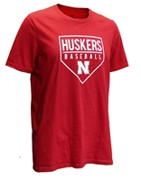 Adidas Huskers Baseball Going Yard Tee Nebraska Cornhuskers, Nebraska Baseball, Huskers Baseball, Nebraska  Mens T-Shirts, Huskers  Mens T-Shirts, Nebraska  Mens, Huskers  Mens, Nebraska  Short Sleeve, Huskers  Short Sleeve, Nebraska Adidas, Huskers Adidas, Nebraska Adidas Huskers Baseball Going Yard Tee, Huskers Adidas Huskers Baseball Going Yard Tee