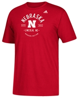 Adidas Huskers Nation Established Tee Nebraska Cornhuskers, Nebraska  Mens T-Shirts, Huskers  Mens T-Shirts, Nebraska  Mens, Huskers  Mens, Nebraska  Short Sleeve, Huskers  Short Sleeve, Nebraska Adidas Huskers Nation Established Tee, Huskers Adidas Huskers Nation Established Tee