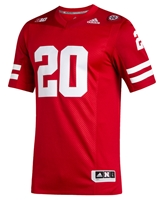 Adidas Huskers Premier 20 Home Jersey Nebraska Cornhuskers, Nebraska  Authentic Jerseys, Huskers  Authentic Jerseys, Nebraska  Mens Jerseys, Huskers  Mens Jerseys, Nebraska  Mens Jerseys, Huskers  Mens Jerseys, Nebraska Adidas, Huskers Adidas, Nebraska Adidas Huskers Premier 20 Home Jersey, Huskers Adidas Huskers Premier 20 Home Jersey