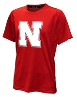 Adidas Huskers Sideline N Training Tee - Red Nebraska Cornhuskers, Nebraska  Mens T-Shirts, Huskers  Mens T-Shirts, Nebraska  Mens, Huskers  Mens, Nebraska  Short Sleeve, Huskers  Short Sleeve, Nebraska Adidas, Huskers Adidas, Nebraska Adidas Huskers Sideline N Training Tee - Red, Huskers Adidas Huskers Sideline N Training Tee - Red