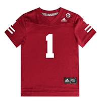 Adidas Huskers Toddler 1 Replica Jersey Nebraska Cornhuskers, Nebraska  Kids Jerseys, Huskers  Kids Jerseys, Nebraska  Childrens, Huskers  Childrens, Nebraska Adidas, Huskers Adidas, Nebraska Adidas Huskers Toddler 1 Replica Jersey, Huskers Adidas Huskers Toddler 1 Replica Jersey