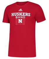Adidas Nebraska Band Tee Nebraska Cornhuskers, Nebraska  Short Sleeve, Huskers  Short Sleeve, Nebraska  Mens, Huskers  Mens, Nebraska  T-Shirts, Huskers  T-Shirts, Nebraska  Other Sports, Huskers  Other Sports, Nebraska Adidas, Huskers Adidas, Nebraska Adidas Nebraska Band Tee, Huskers Adidas Nebraska Band Tee