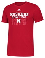 Adidas Nebraska Bowling Tee Nebraska Cornhuskers, Nebraska  Short Sleeve, Huskers  Short Sleeve, Nebraska  Mens, Huskers  Mens, Nebraska  T-Shirts, Huskers  T-Shirts, Nebraska  Other Sports, Huskers  Other Sports, Nebraska Adidas, Huskers Adidas, Nebraska Adidas Nebraska Bowling Tee, Huskers Adidas Nebraska Bowling Tee