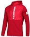 Adidas Nebraska Game Mode Full Zip Jacket - Red - AW-C3012