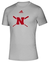 Adidas Nebraska Softball Amped Tee Nebraska Cornhuskers, Nebraska  Mens T-Shirts, Huskers  Mens T-Shirts, Nebraska  Mens, Huskers  Mens, Nebraska  Short Sleeve, Huskers  Short Sleeve, Nebraska  Other Sports, Huskers  Other Sports, Nebraska Adidas, Huskers Adidas, Nebraska Adidas Nebraska Softball Amped Tee, Huskers Adidas Nebraska Softball Amped Tee