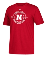 Adidas Nebraska Sports Cross Country Tee Nebraska Cornhuskers, Nebraska  Mens T-Shirts, Huskers  Mens T-Shirts, Nebraska  Mens, Huskers  Mens, Nebraska  Basketball, Huskers  Basketball, Nebraska  Short Sleeve, Huskers  Short Sleeve, Nebraska Adidas Nebraska Sports Cross Country Tee, Huskers Adidas Nebraska Sports Cross Country Tee