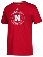 Adidas Nebraska Sports Rodeo Tee Nebraska Cornhuskers, Nebraska  Mens T-Shirts, Huskers  Mens T-Shirts, Nebraska  Mens, Huskers  Mens, Nebraska  Other Sports, Huskers  Other Sports, Nebraska  Short Sleeve, Huskers  Short Sleeve, Nebraska Adidas Nebraska Sports Rodeo Tee, Huskers Adidas Nebraska Sports Rodeo Tee