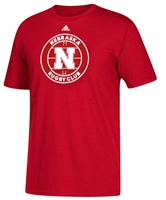 Adidas Nebraska Sports Rugby Tee Nebraska Cornhuskers, Nebraska  Mens T-Shirts, Huskers  Mens T-Shirts, Nebraska  Mens, Huskers  Mens, Nebraska  Other Sports, Huskers  Other Sports, Nebraska  Short Sleeve, Huskers  Short Sleeve, Nebraska Adidas Nebraska Sports Rugby Tee, Huskers Adidas Nebraska Sports Rugby Tee