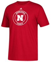 Adidas Nebraska Sports Tennis Tee Nebraska Cornhuskers, Nebraska  Mens T-Shirts, Huskers  Mens T-Shirts, Nebraska  Mens, Huskers  Mens, Nebraska  Other Sports, Huskers  Other Sports, Nebraska  Short Sleeve, Huskers  Short Sleeve, Nebraska Adidas Nebraska Sports Tennis Tee, Huskers Adidas Nebraska Sports Tennis Tee