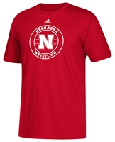 Adidas Nebraska Sports Wrestling Tee Nebraska Cornhuskers, Nebraska  Mens T-Shirts, Huskers  Mens T-Shirts, Nebraska  Mens, Huskers  Mens, Nebraska  Other Sports, Huskers  Other Sports, Nebraska  Short Sleeve, Huskers  Short Sleeve, Nebraska Adidas Nebraska Sports Wrestling Tee, Huskers Adidas Nebraska Sports Wrestling Tee