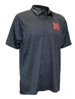 Adidas Must Win Game Mode Polo - Black Nebraska Cornhuskers, Nebraska  Mens Polos, Huskers  Mens Polos, Nebraska Polos, Huskers Polos, Nebraska Adidas, Huskers Adidas, Nebraska Adidas Official 2019 Husker Coaches Sideline Game Mode Polo - Black, Huskers Adidas Official 2019 Husker Coaches Sideline Game Mode Polo - Black