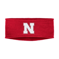 Adidas Nebraska Fleece Earband Nebraska Cornhuskers, Nebraska  Head Bands, Huskers  Head Bands, Nebraska Adidas, Huskers Adidas, Nebraska  Ladies Hats, Huskers  Ladies Hats, Nebraska Adidas Official 2019 Nebraska Fleece Earband, Huskers Adidas Official 2019 Nebraska Fleece Earband