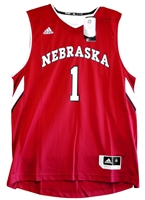 Adidas 2017 Go Big Red Basketball Jersey Nebraska Cornhuskers, Nebraska  Mens Jerseys, Huskers  Mens Jerseys, Nebraska  Mens Jerseys, Huskers  Mens Jerseys, Nebraska  Basketball, Huskers  Basketball, Nebraska ADIDAS Red Basketball Jersey, Huskers ADIDAS Red Basketball Jersey