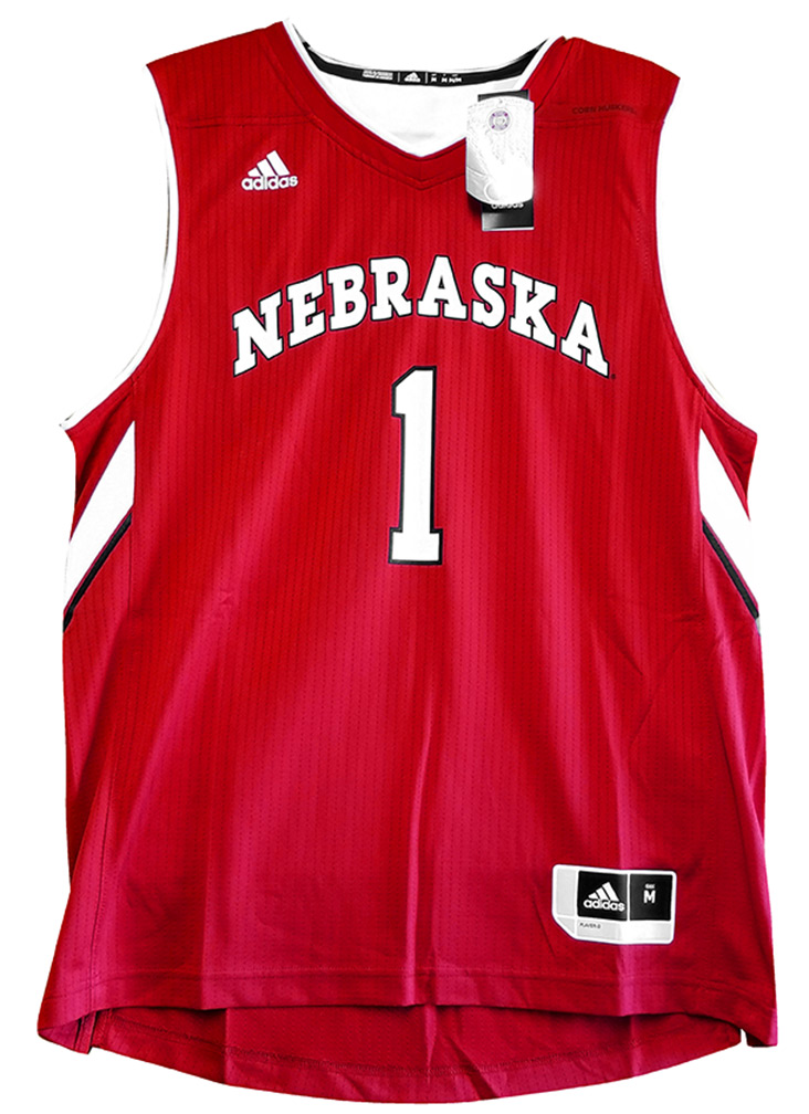 a58689fc01c Adidas 2017 Go Big Red Basketball Jersey - AS-B2083 ...