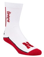 Adidas White 3 Stripe N logo Crew Socks Nebraska Cornhuskers, Nebraska  Mens Accessories, Huskers  Mens Accessories, Nebraska  Ladies Accessories, Huskers  Ladies Accessories, Nebraska  Mens Underwear & PJs, Huskers  Mens Underwear & PJs, Nebraska  Ladies Underwear & PJs, Huskers  Ladies Underwear & PJs, Nebraska  Underwear & PJs, Huskers  Underwear & PJs, Nebraska Adidas White 3 Stripe N logo Crew Socks, Huskers Adidas White 3 Stripe N logo Crew Socks