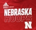Adidas Youth Nebrasketball On Court Tee - YT-D5049