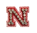 Iron N Blingy Face Sticker Tattoo - DU-51398