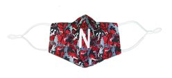 Camo N Face Cover Nebraska Cornhuskers, Nebraska  Ladies, Huskers  Ladies, Nebraska  Mens, Huskers  Mens, Nebraska  Mens Accessories, Huskers  Mens Accessories, Nebraska  Ladies Accessories, Huskers  Ladies Accessories, Nebraska Mask, Huskers Mask