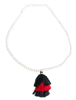 Cha Cha Cha Gameday Necklace Nebraska Cornhuskers, Nebraska  Ladies, Huskers  Ladies, Nebraska  Jewelry & Hair, Huskers  Jewelry & Hair, Nebraska  Ladies Accessories, Huskers  Ladies Accessories, Nebraska Cha Cha Cha Gameday Necklace, Huskers Cha Cha Cha Gameday Necklace